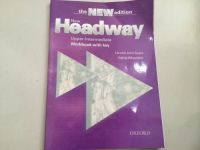 New Headway New Edition Upper-Intermediate Workbook with Key