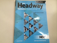 New Headway 4th Edition Intermediate Workbook with Key