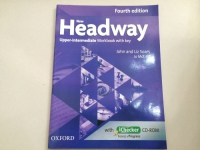 New Headway 4th Edition Upper-Intermediate Workbook with Key