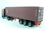 ឡាន Super Container Super Truck
