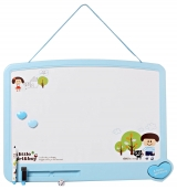 ក្តាខៀន Deli E78059 Deli E7805 White board for chil 350x260mm