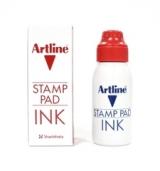 ទឹកតាំប៉ុង Artline ESA-2N Red Stamp Pad ink