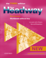 New Headway 3th Edition Elementary Workbook with key