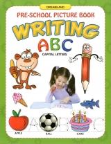 Writing ABC pre-school  picture book
