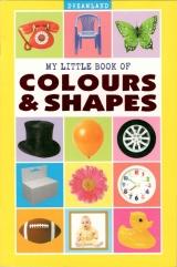 សៀវភៅពណ៌ និងទ្រង់ទ្រាយវត្ថុ Colours & Shapes