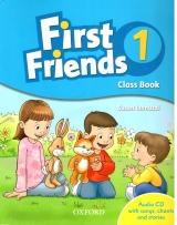 First Friends Class Book 1