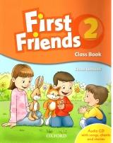 First Friends Class Book 2