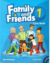 Family and Friend Class Book 1