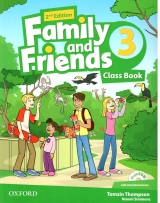 Family and Friend Class Book 3 2nd