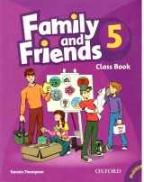 Family and Friend Class Book 5 2nd